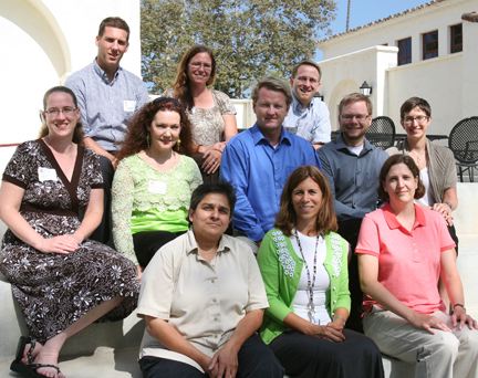 Fall 2012 Tenure Track Faculty