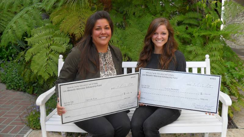 Credential Scholarship Winners