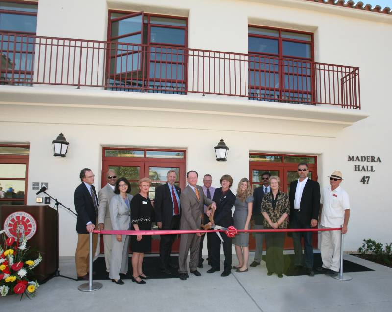 Madera Hall Ribbon Cutting Ceremony