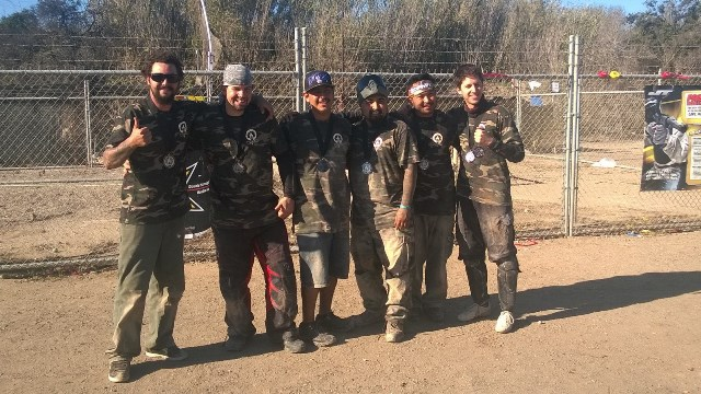 CI Paintball Team