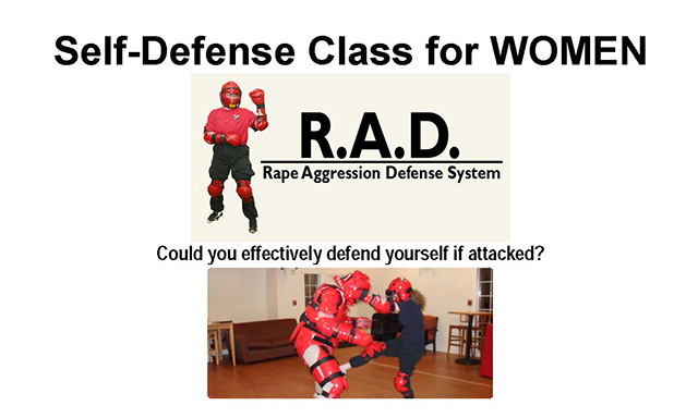 R.A.D. self defense