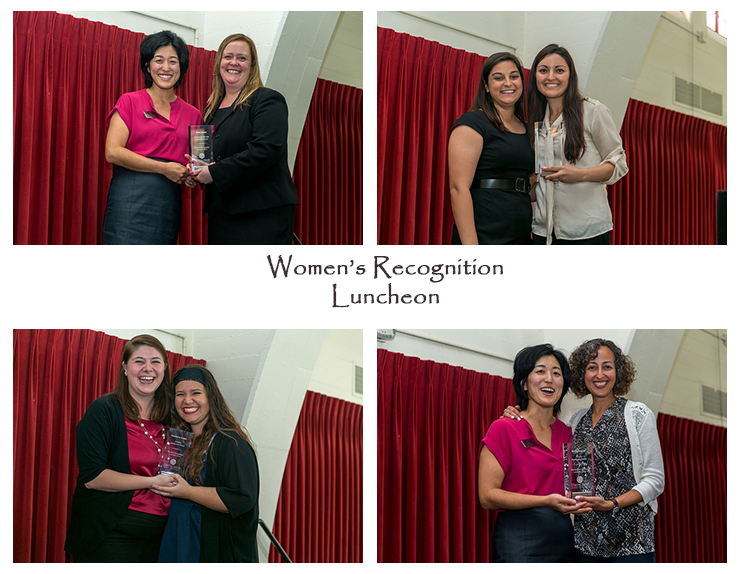 Women's Recognition Luncheon