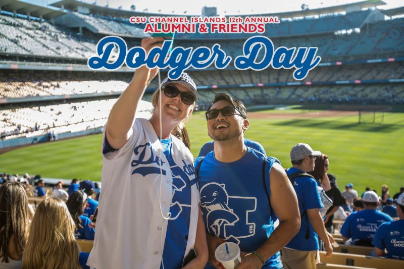 CI Dodger Day