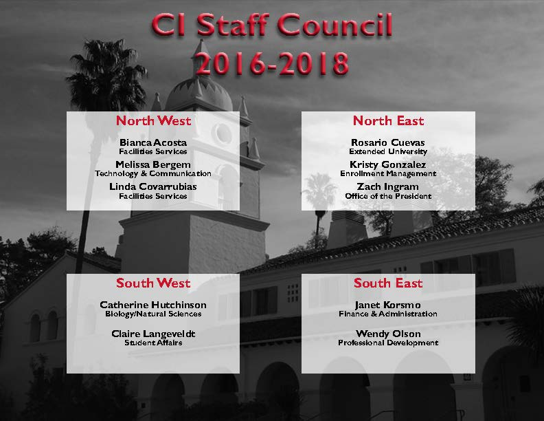 CI Staff Council