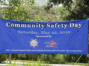 Safety Day Banner