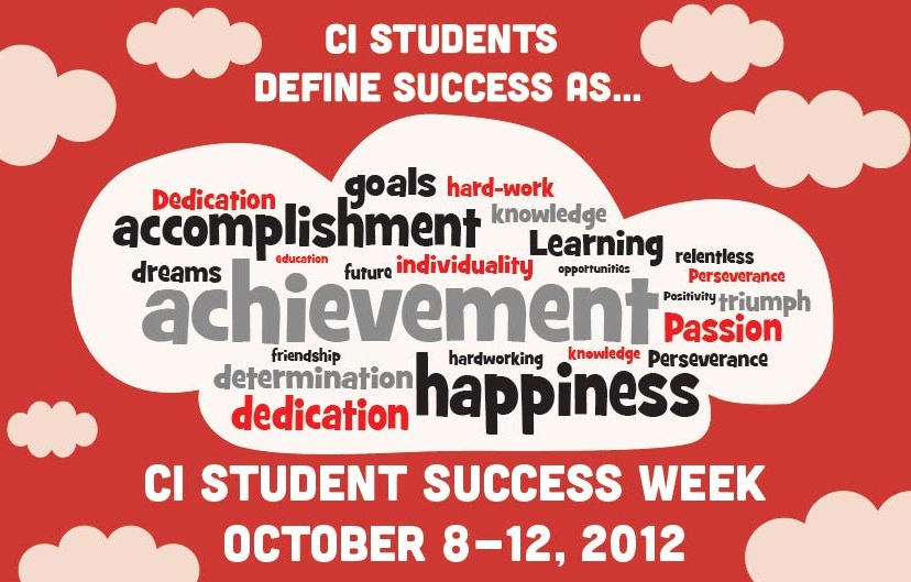 Ci Students Define Success