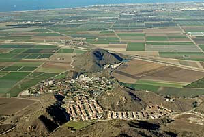 arial view of CSU Channel Islands