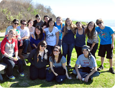 Photo of Spring 2011 LEAP volunteers