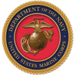 Logo for the United States Marine Corps