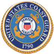 Logo for the United States Coast Guard