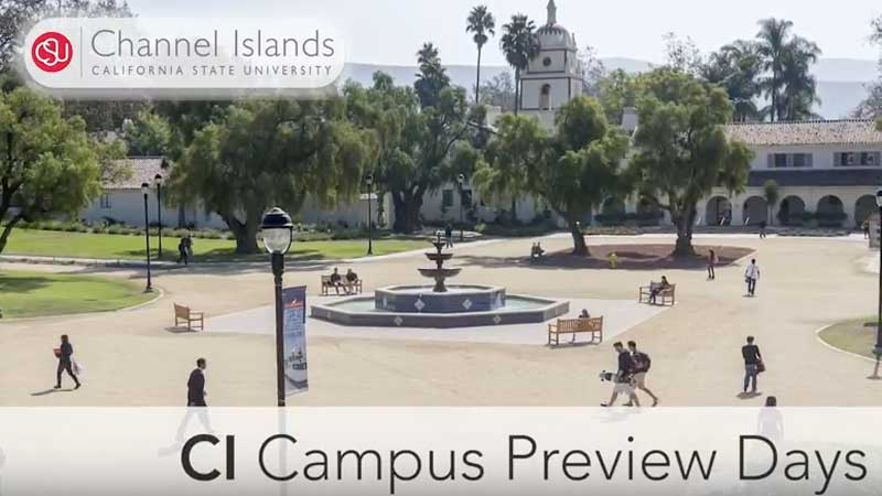CSUCI Preview Day