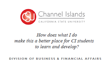 How does what I do make this a better place for CI students to learn and develop?