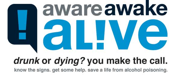 Aware Awake Alive logo